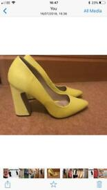 Miss guided heels brand new size 6