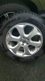 Volvo XC60 Alloy Wheels.