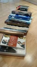 Bundle of history books