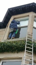 HOUSTON KILMACOLM WINDOW CLEANERS GUTTER/PVC AND ROOF CLEANS
