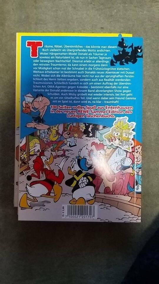 Lustiges Comics Disney Taschenbuch Sammel-Edition in Winnenden