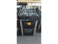 New graded bush gas cooker 50cm double oven for sale in Coventry 12 month warrenty