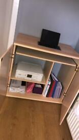 Cupboard Desk