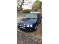 Rover 25 very low milage