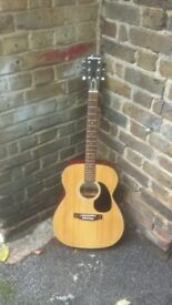 Lovely vintage lorenzo acoustic guitar