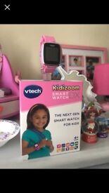 Vtech kiddizoom smart watch pink
