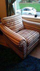Harveys arm chair