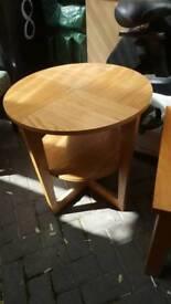 Ikea oak effect table good condition