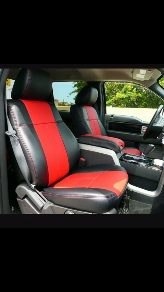 MINICAB/TAXI CAR LEATHER SEAT COVERS TOYOTA PRIUS TOYOTA PRIUS PLUS TOYOTA VERSO TOYOTA AVENSIS