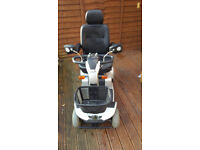 4 or 8mph disibility scooter in verry good condition.
