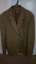 Tweed Gents Sporting Jacket