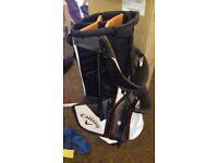 Unused Callaway hl5 stand bag