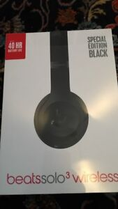 Special Edition Black Beats by Dr. Dre Solo