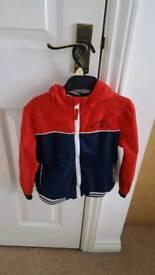 Boys waterproof jacket 3-4years