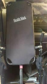 Health Mark back inverter