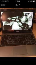 Acer Acer C720 series ZHN Chromebook laptop notebook