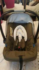 Mothercare Xpedior Baby Car Seat with Cosi Toe