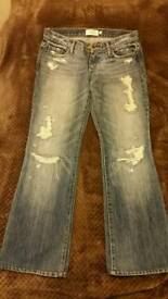 Abercrombie & Fitch jeans size 6/8