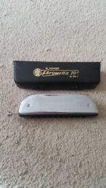 Horner chrometta 10 nr 253 with case