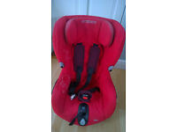 Maxi-Cosi Axiss Group 1 Car Seat, Red in VGC
