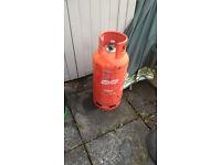 19 KG Propane Gas Bottle - FULL and unused