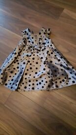 Baby girl dress 6-9 mnths £5