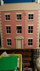 Dolls House Georgian style