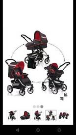 Travel system 3in1