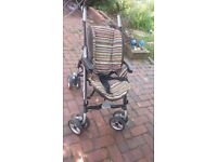 mamas and papas good quality pushchair