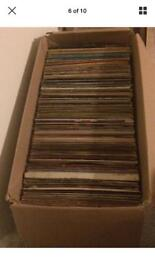 Huge joblot of vinyl records