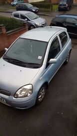 Toyota Yaris for sale, Low Mileage, Only £995 - Quick Sale