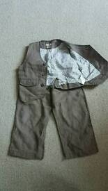 Monsoon boys outfit 2-3 years