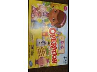 Doc Mcstuffins Operation Game excellent condition