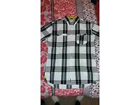 Mens firetrap shirt size medium slim fit