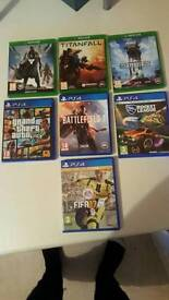 Ps4 xbox games