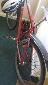 Apollo transition bike - little work needed