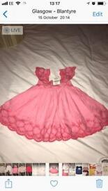 9-12 new dress
