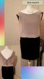 Newlook dress size 8
