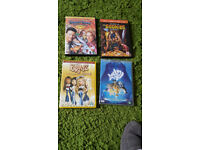 Four Childrens DVD'S