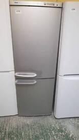 Bosch silver fridge freezer