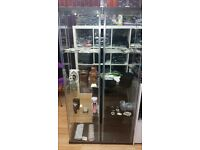 Shop glass display cabinet