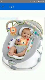 Baby bouncer Bright Stars