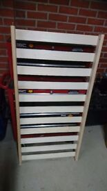 Pine effect cot for sale