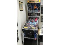 Stern Limited Edition Rolling Stones Pinball Machine
