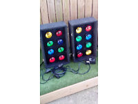Items of Disco lighting for sale