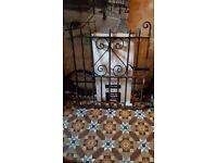 Vintage Front garden gate