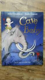 Julia Donaldson Book CAVE BABY Brand New