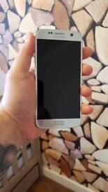 Samsung s7 in silver