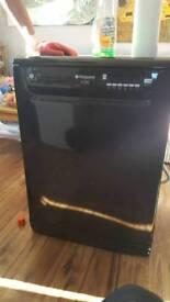 Dishwasher hotpoint FDD914