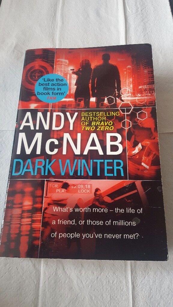 Andy McNab Dark Winter